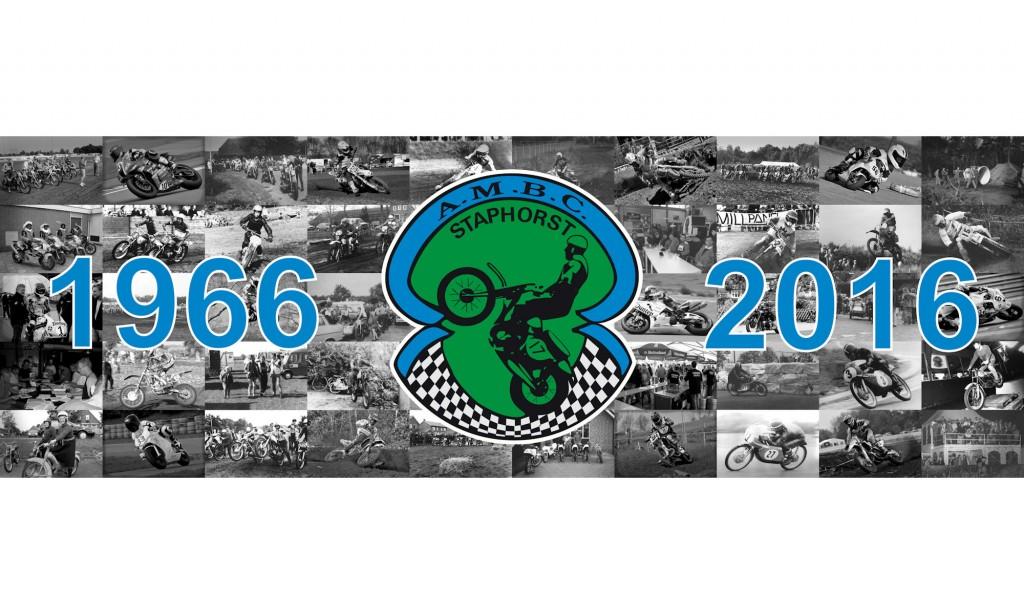 Banner 50 jaar AMBC