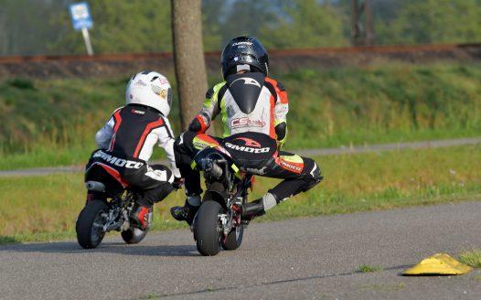AMBC Wegrace training op locatie 'De Tippe'