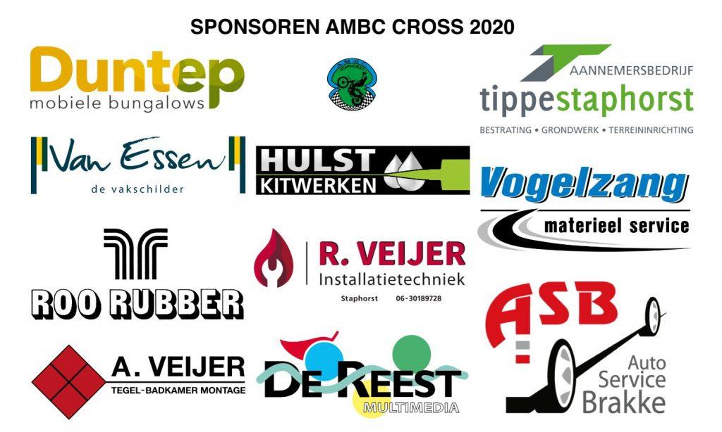 Cross-sponsors 2020